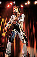 Neil Young BG Archives Print from Nov 26, 1989