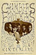 The Chambers Brothers Handbill