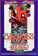 Dave MasonHandbill