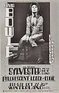 David BowieHandbill