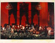 The Last Waltz Vintage Print