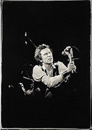 Johnny Rotten Fine Art Print