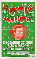 Howie MandelHandbill