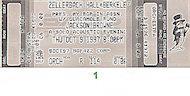 Jackson Browne Vintage Ticket