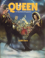 Queen: An Illustrated Biography Book
