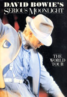 Serious Moonlight: The World Tour Book
