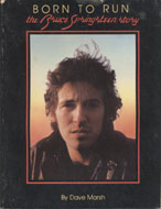 Born To Run: The Bruce Springsteen Story Book