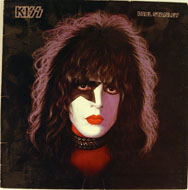 Kiss: Paul Stanley Album Flat