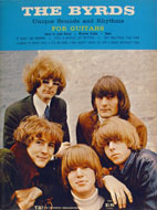 The Byrds: Unique Sounds And Rhythms For Guitars Book