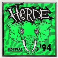H.O.R.D.E. Festival Sticker