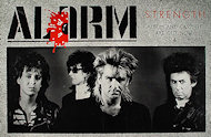 The Alarm Poster