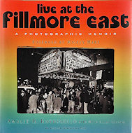 Live at the Fillmore East Book