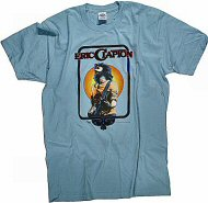 Eric ClaptonMen's Retro T-Shirt