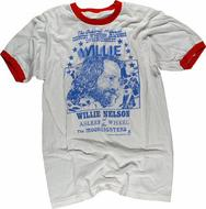 Willie NelsonMen's Retro T-Shirt
