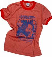 Willie NelsonWomen's Retro T-Shirt
