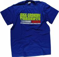 Bill Graham Presents Cares: SF AIDS Walk Men's Vintage T-Shirt