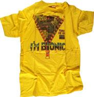 I'm Bionic Men's Vintage T-Shirt