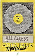 Anita BakerBackstage Pass