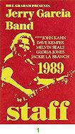 Jerry Garcia BandLaminate