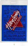 Huey Lewis & the News Laminate