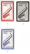 David SanbornBackstage Pass