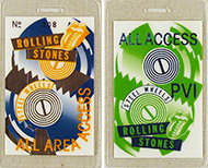 The Rolling Stones Laminate