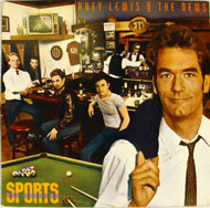 "Huey Lewis & the News Vinyl 12"" (Used)"