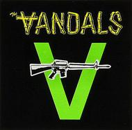 The Vandals Sticker