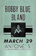 """Bobby """"Blue"""" BlandPoster"""