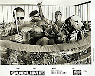Sublime Promo Print