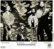 SoundgardenPromo Print