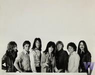 Jefferson Starship Vintage Print