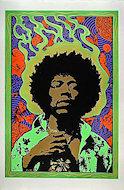 Jimi HendrixSerigraph