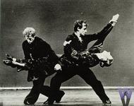 Twyla Tharp DanceVintage Print