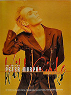 Peter MurphyPoster