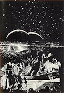 Moons Postcard
