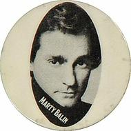 Marty Balin Vintage Pin