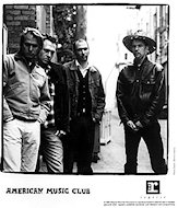American Music Club Promo Print