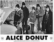 Alice Donut Promo Print