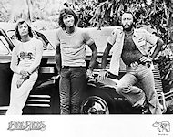 The Bee Gees Promo Print