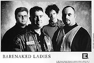 Barenaked LadiesPromo Print