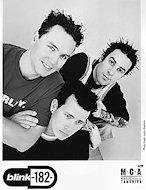 Blink-182 Promo Print