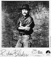 Ruben Blades Promo Print