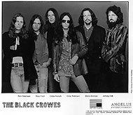 The Black Crowes Promo Print
