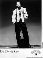 Big Daddy Kane Promo Print