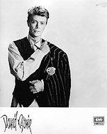 David Bowie Promo Print