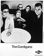 The Cardigans Promo Print