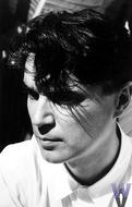 David Byrne Vintage Print