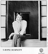 T-Bone BurnettPromo Print