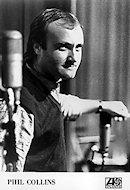 Phil CollinsPromo Print